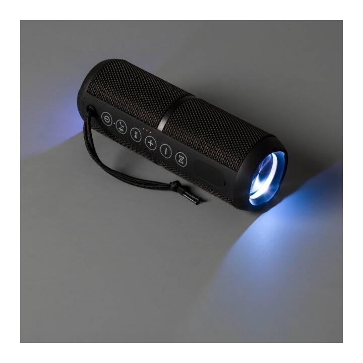 INTERTRONIC Speaker BLT-44 (Bluetooth, Nero)