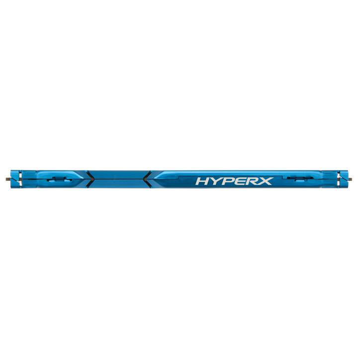 HYPERX Fury Blue (1 x 4 GB, DDR3-SDRAM, DIMM 240-Pin)