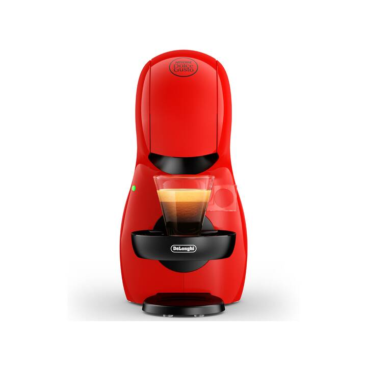DELONGHI Kaffeekapselsystem (Dolce Gusto, Rot)