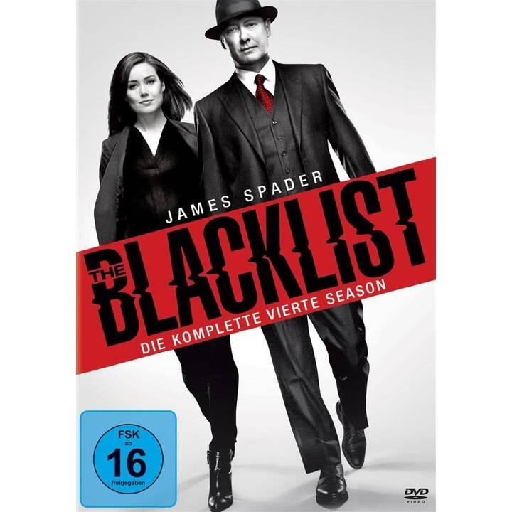 The Blacklist Saison 4 (DE, EN, ES)