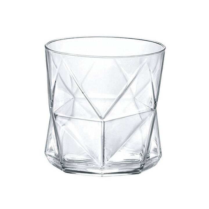 LIVIQUE Whiskyglas Cassiopea (32 cl, 1 Stück)