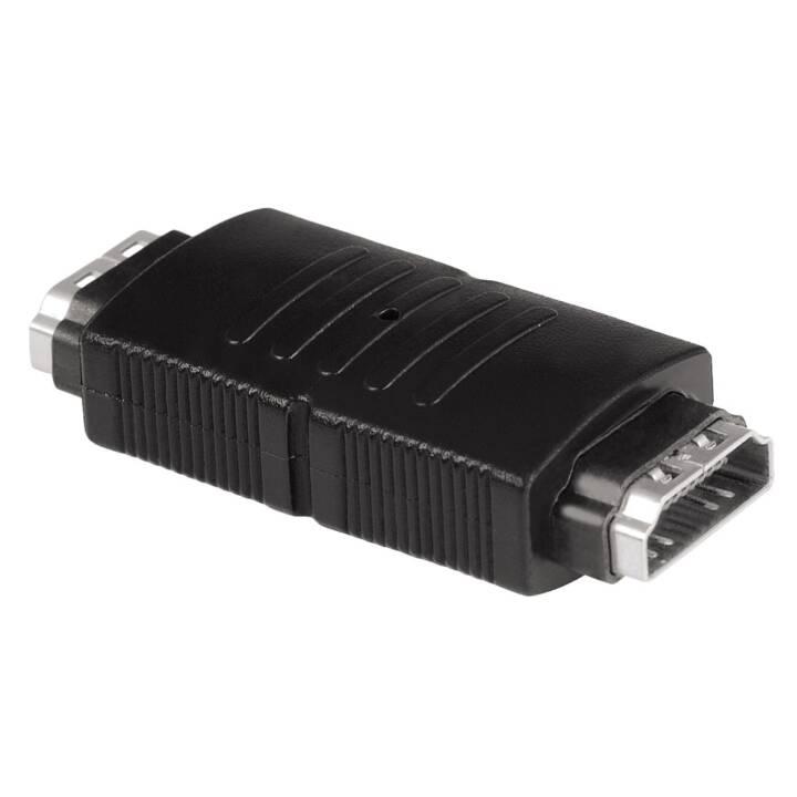 HAMA HDMI - Interface/adaptateur pour câble HDMI