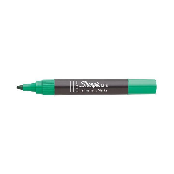 SHARPIE Marker M15 2mm grün