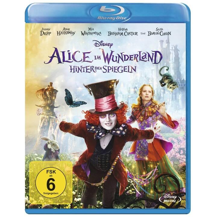 Alice au pays des merveilles - Derrière les miroirs