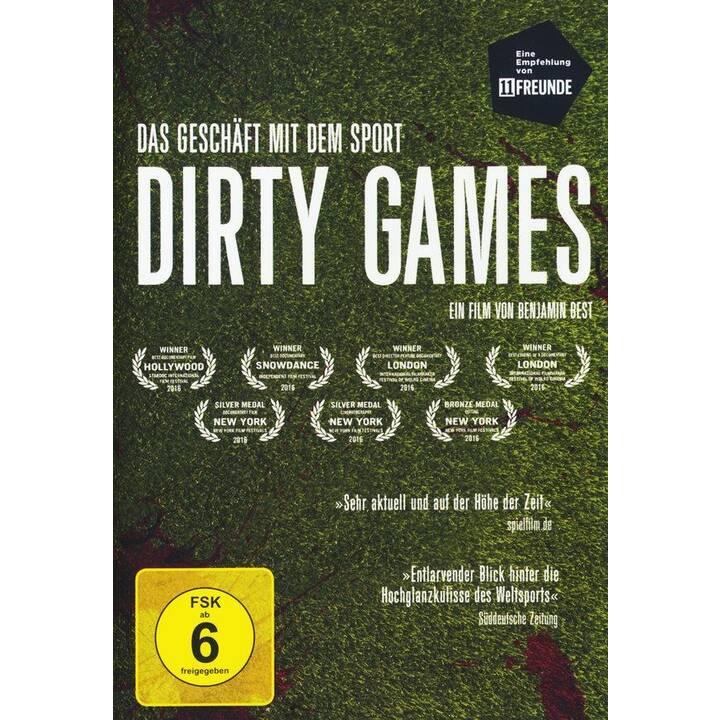 Dirty Games - Das Geschäft mit dem Sport (DE, EN)