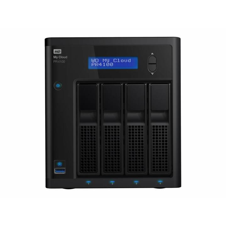 WD My Cloud PR4100 (16 TB)