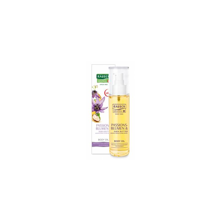 RAUSCH Körperöl Passion Flower & Shea Butter (100 ml)