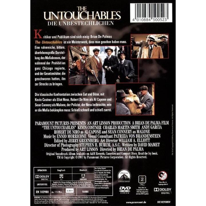 The Untouchables (DE, EN)