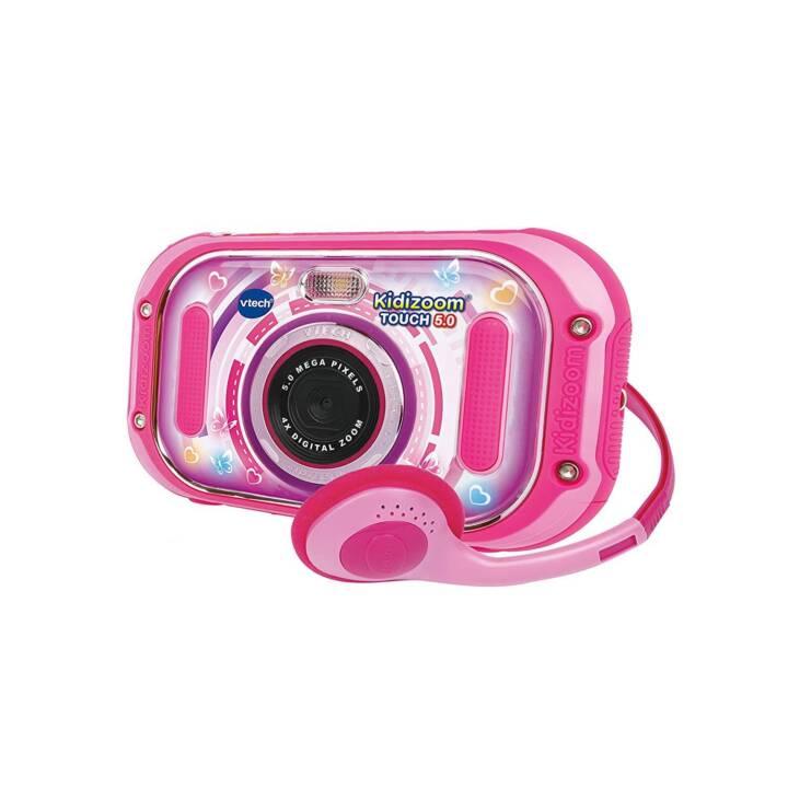 VTECH Kidizoom Touch 5.0, Pink (DE)