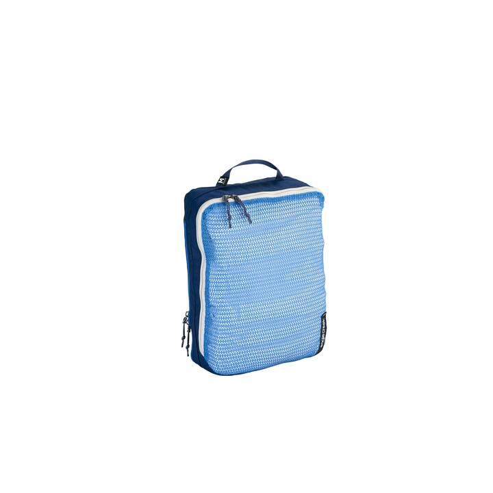 EAGLE CREEK TRAVEL GEAR Clean/Dirty Cube M Organizer per valigie (15 l, Blu)