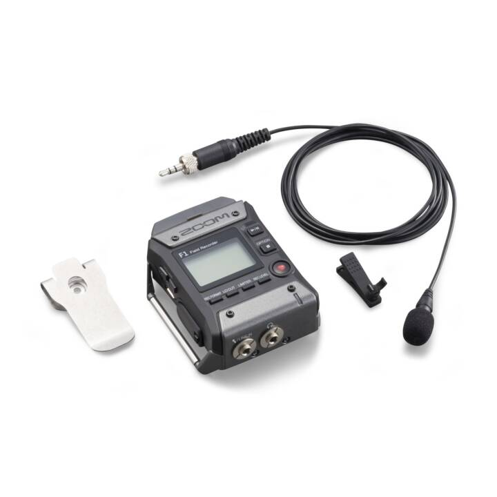 ZOOM INTERNATIONAL Enregistreur portable Zoom F1-LP
