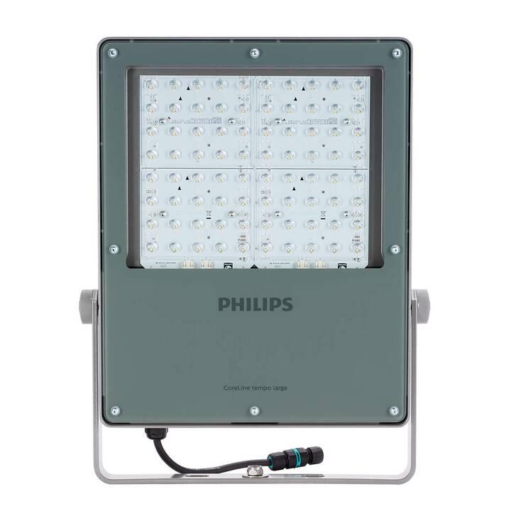 PHILIPS BVP130 Projecteur extérieur (LED incorporé, 162 W, Gris)