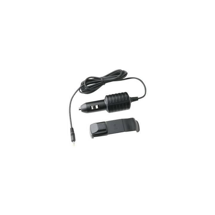 Câble d'alimentation de véhicule GARMIN Chargeur noir automatique pour appareils mobiles