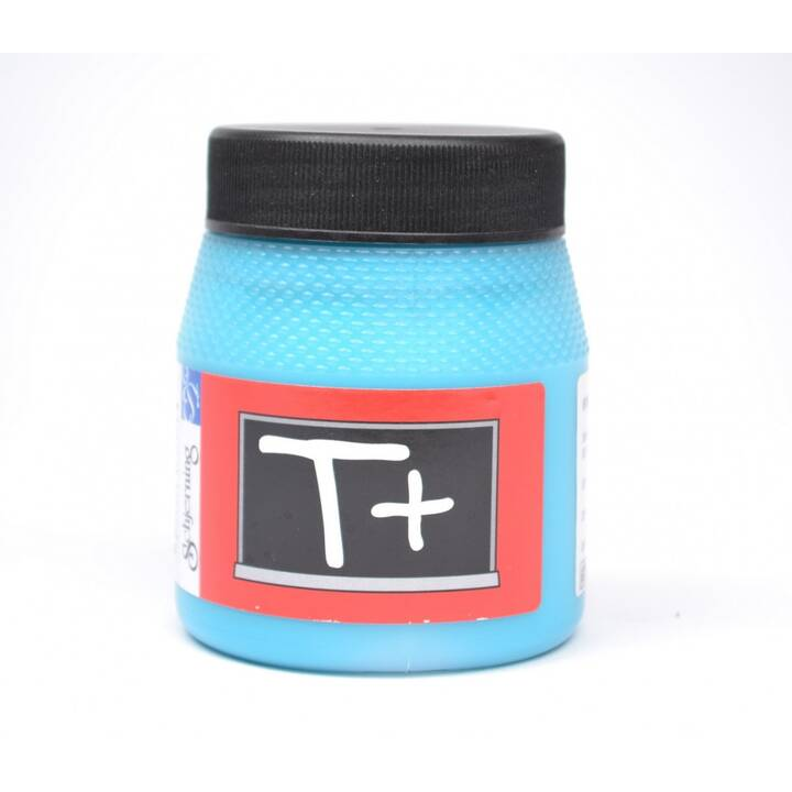 SCHJERNING Peinture pour bricolage (250 ml, Turquoise)