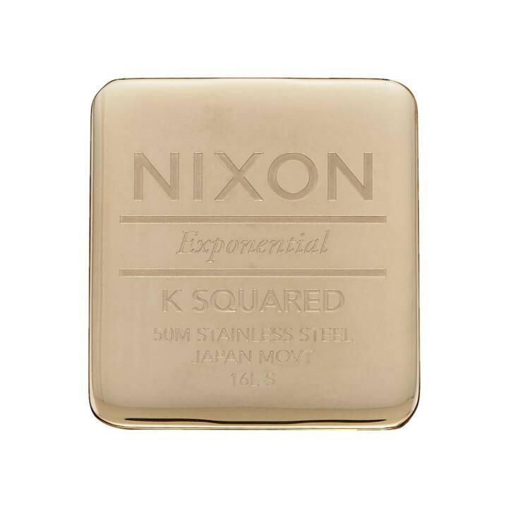 NIXON K Squared Milanese (Analoguhr, 30 mm)