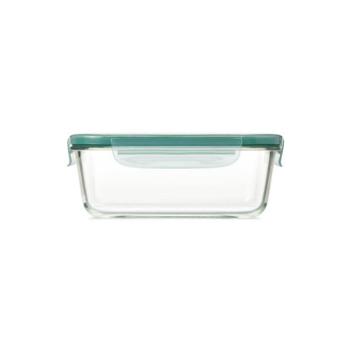 OXO Vaso per conserve SNAP (1.92 l, Vetro, Plastica)