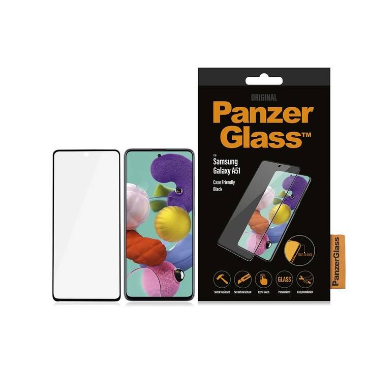 PANZERGLASS Vetro protettivo da schermo (Chiara, Galaxy A51)