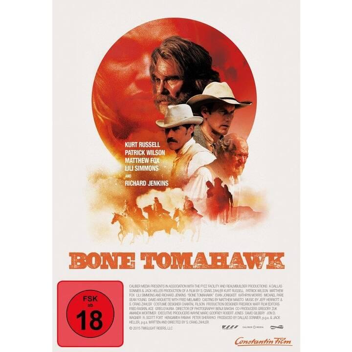 Bone Tomahawk (DE, EN)