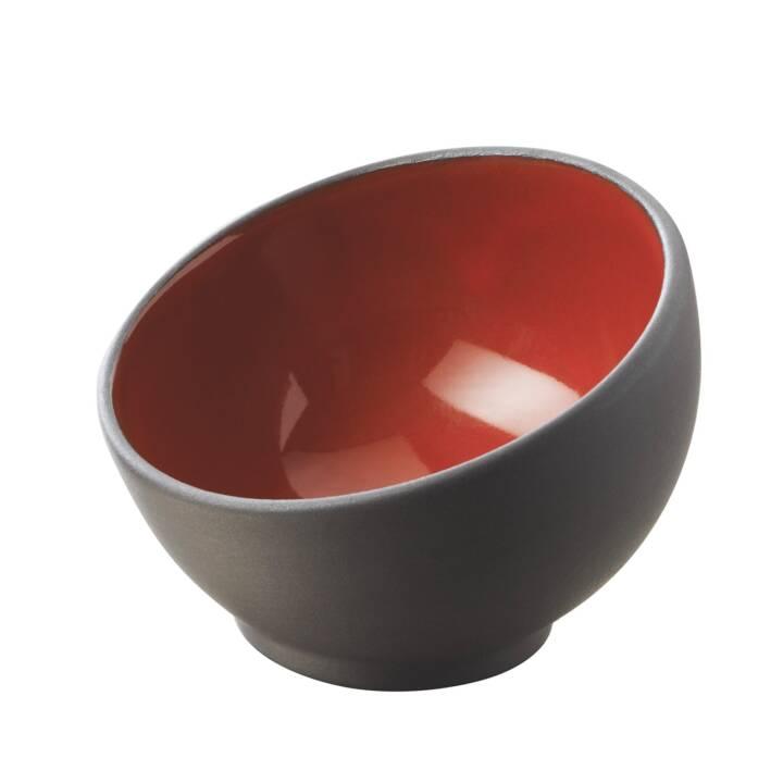 REVOL Coniglietto piatto da 7,5 cm rosso