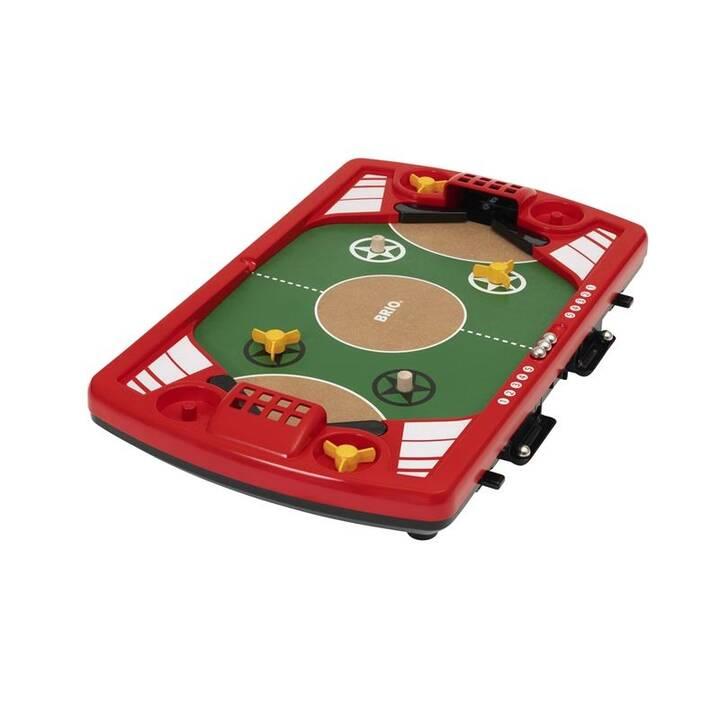 BRIO Pinball Challenge Table calciobalilla (Legno)