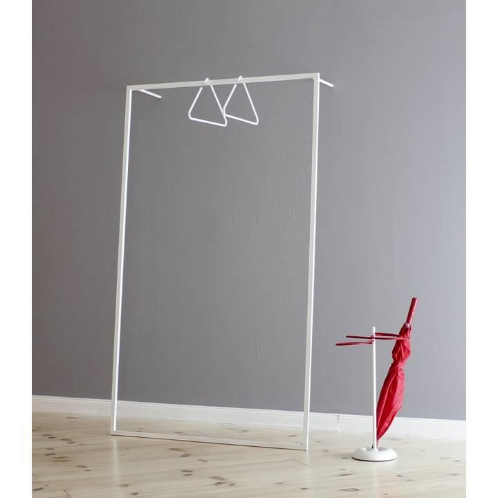 ROOMSAFARI Kleiderständer Modular frames (Weiss)