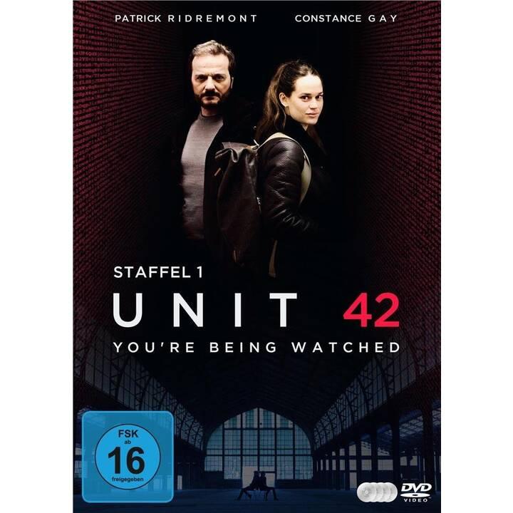 Unit 42 Saison 1 (DE, EN)
