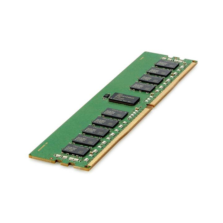 HEWLETT PACKARD ENTERPRISE P07640-B21 (1 x 16 Go, DDR4-SDRAM, DIMM 288-Pin)