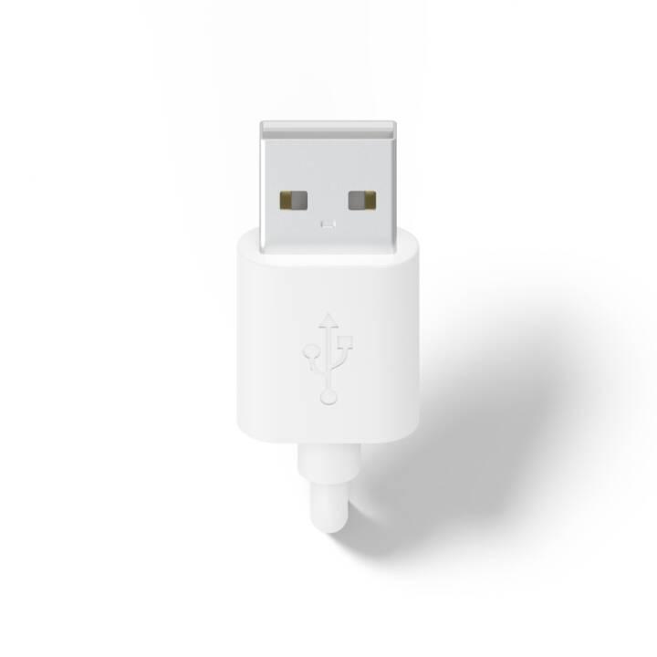 HAMA Caricabatteria auto (USB di tipo A, 1 m)