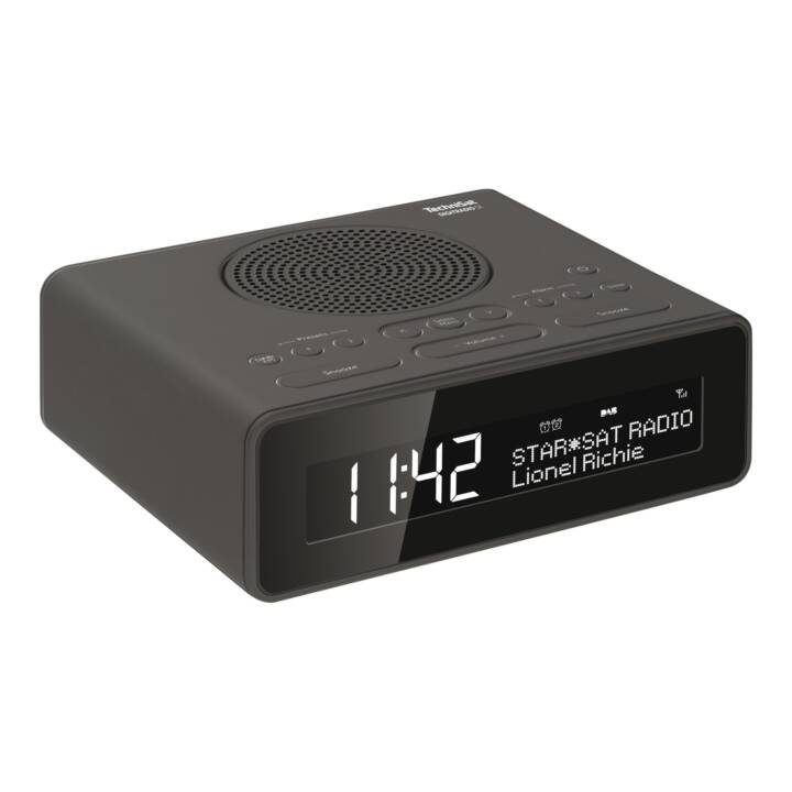TECHNISAT DigitRadio 51 Radiowecker (Schwarz)