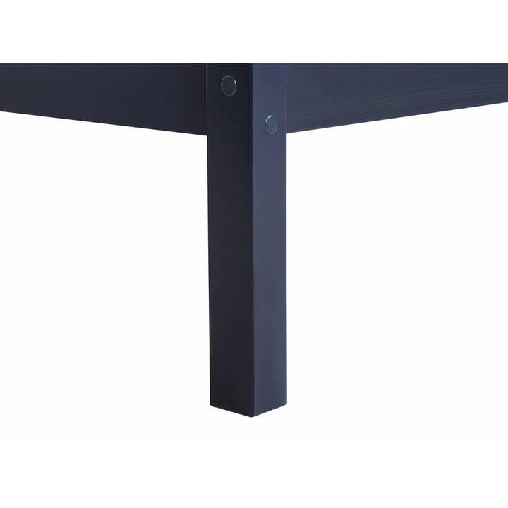 BELIANI Vannes Lit double (180 x 200 cm)