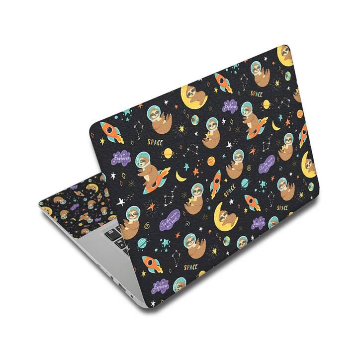 "EG Adesivo per Laptop 14"" - Animali"
