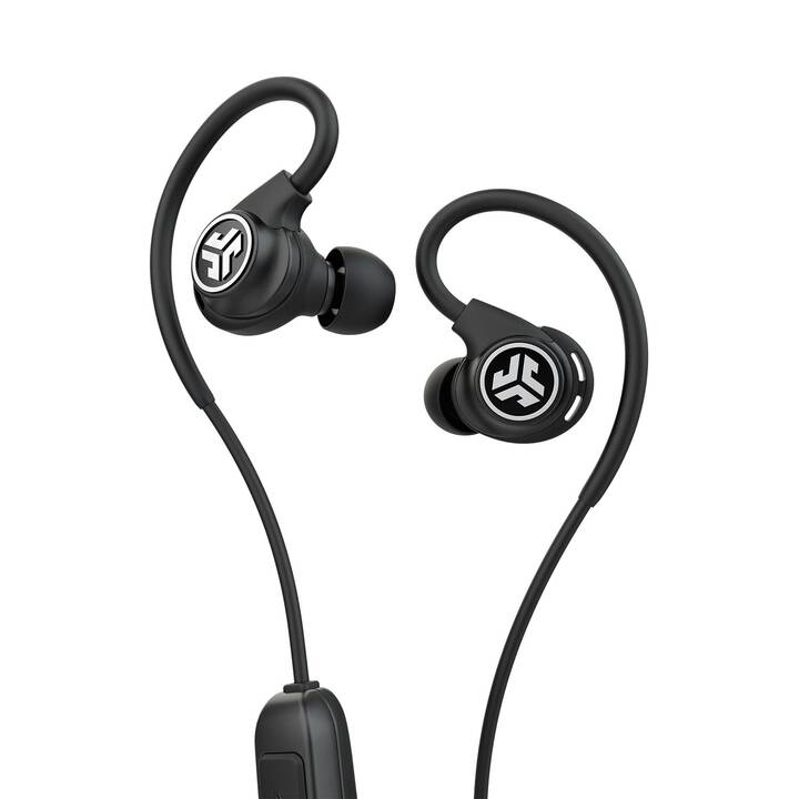 JLAB AUDIO Fit Sport 3 (In-Ear, Bluetooth 5.0, Bluetooth, Nero)
