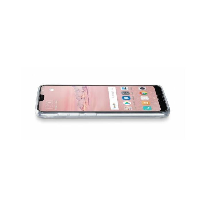 CELLULAR LINE Backcover Clear Duo (P20 Pro, Transparent)