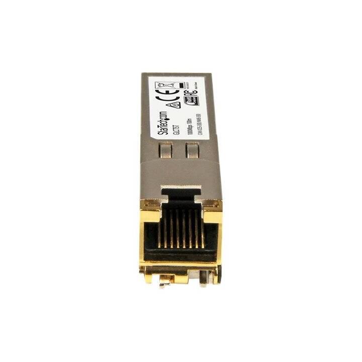 STARTECH.COM SFP Modul Transceiver (1.25 Mbit/s)