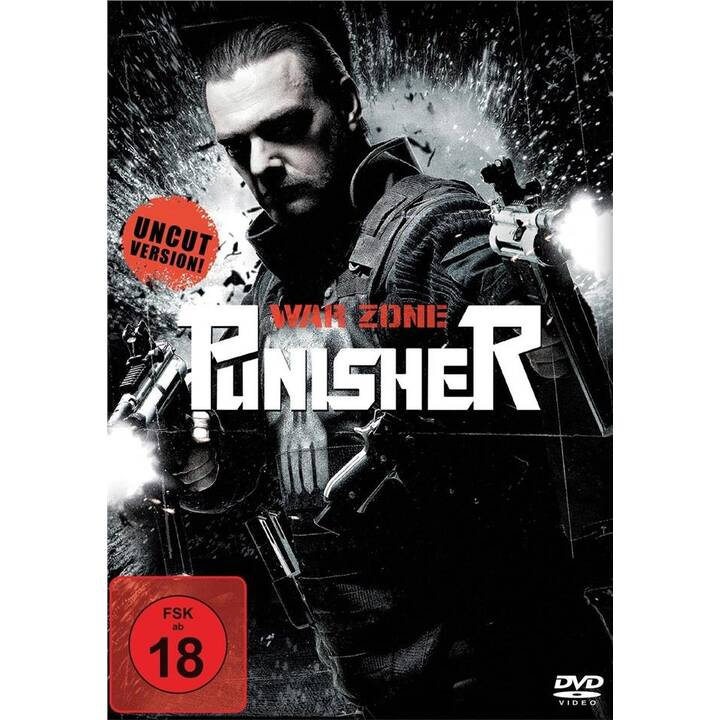 Punisher: War Zone (DE, EN)