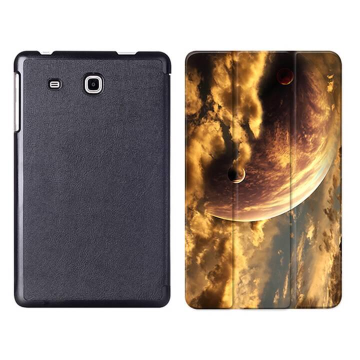 """EG MTT Tablet Tasche mit Smart faltbare Abdeckung für Samsung Galaxy Tab A A6 7 """"- Universum"""