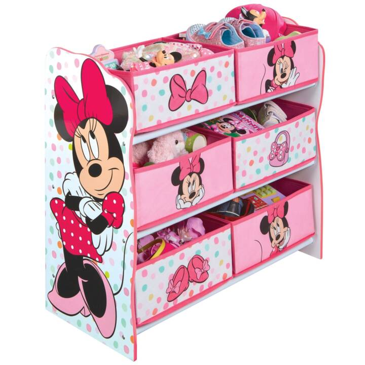 WORLDS APART Ablageregal Minnie Mouse