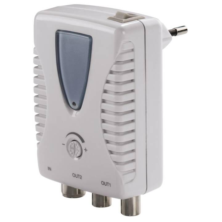HAMA Antennenverstärker für 2 Geräte