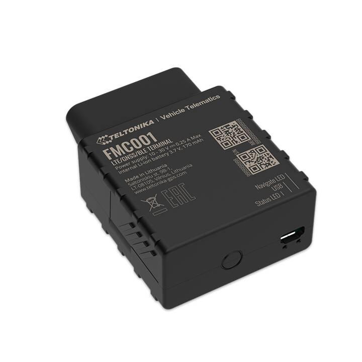 TELTONIKA Monitoraggio vettura FMC001