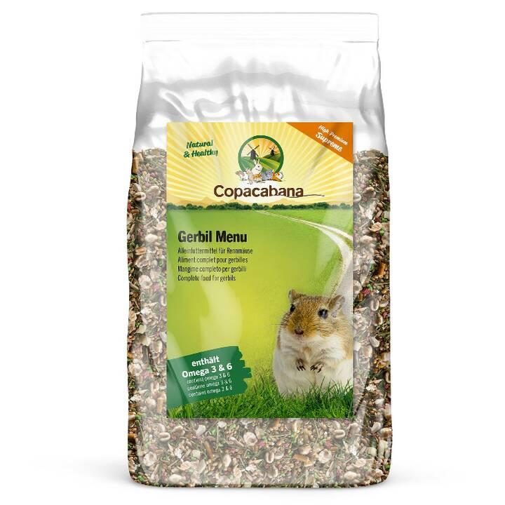 COPACABANA Nahrungsergänzungsmittel Gebril Menü (750 g, Mäuse)