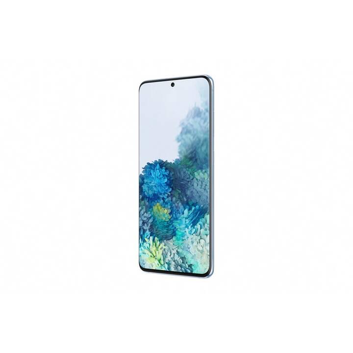 "SAMSUNG Galaxy S20 (5G, 6.2"", 128 GB, 64 MP, Cloud Blue)"