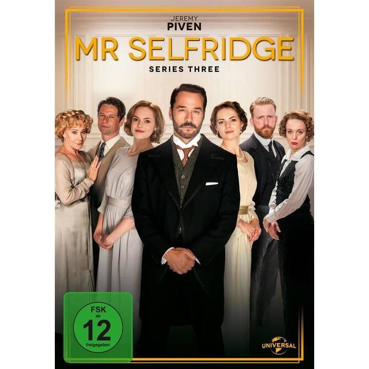 Mr. Selfridge Stagione 3 (DE, EN)