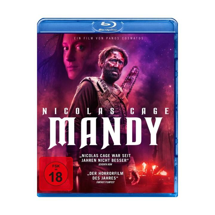 Mandy (DE, EN)