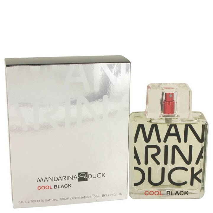 MANDARINA DUCK Cool Black (100 ml, Eau de Toilette)