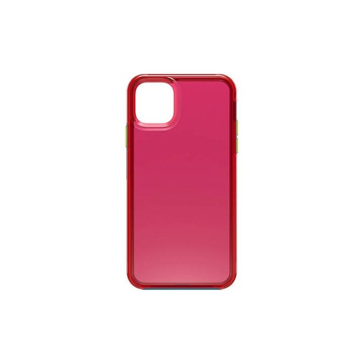 OTTERBOX Backcover Lifeproof Slam (iPhone 11 Pro Max, Pink, Blau)