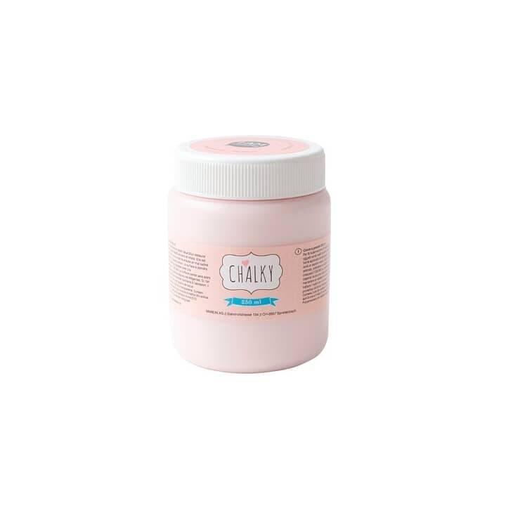 I AM CREATIVE Colore tessile (250 ml, Pink)