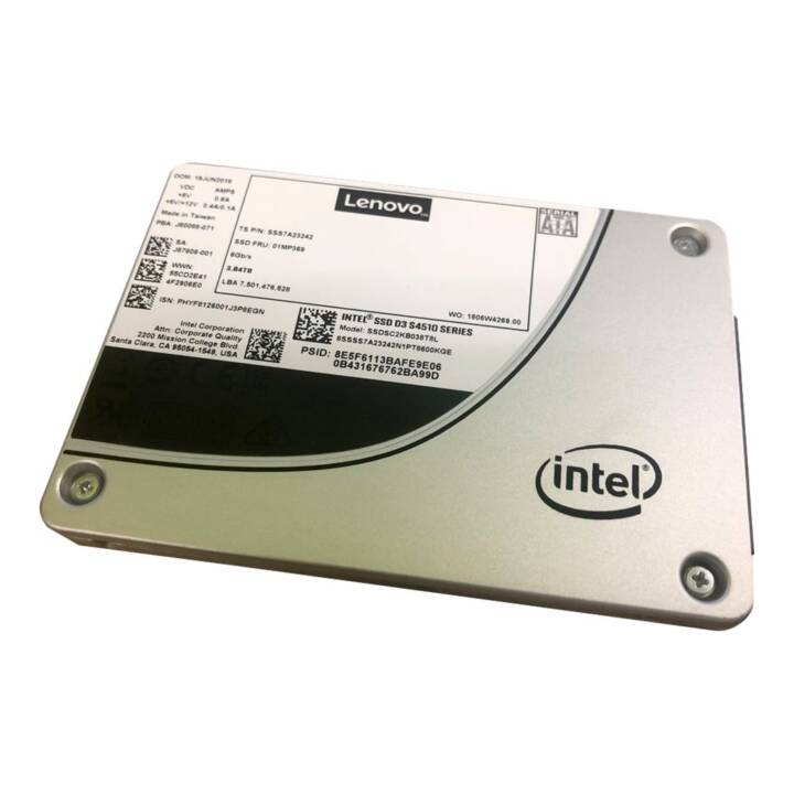 LENOVO Solid State Drive (SATA-III, 960.0 GB)