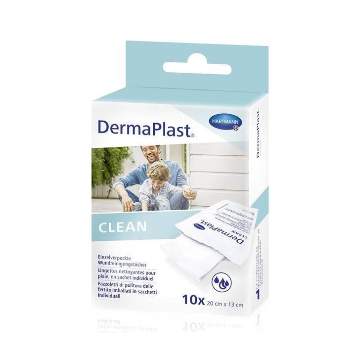 DERMAPLAST Clean Detersione delle ferite (10 pezzo)