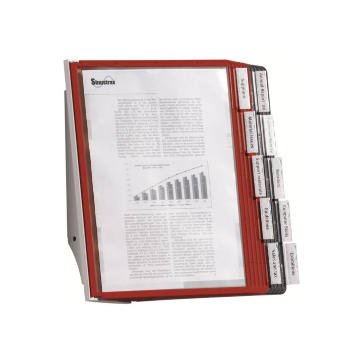 Porte-documents DURABLE Sherpa Wall A4