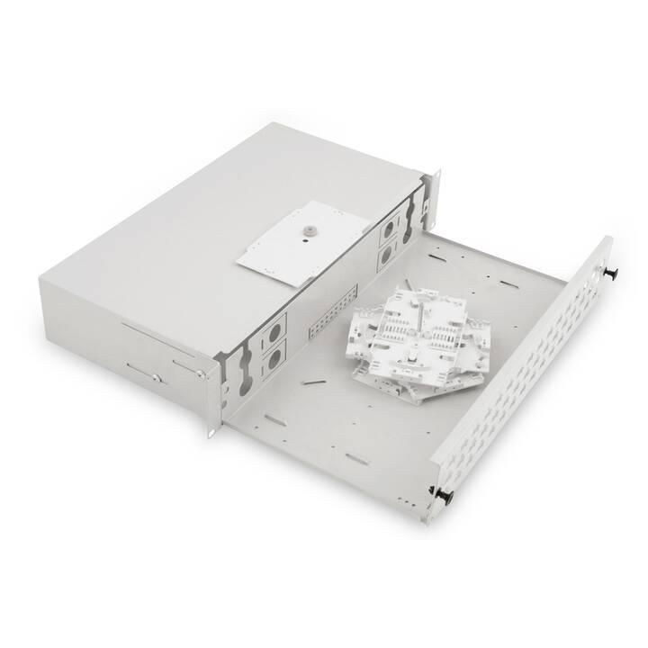 DIGITUS Kit de gestion des câbles DN-96200-2U  (1 pièce)
